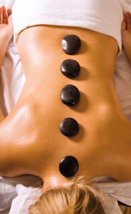 monika krack wellness der besonderen art heisse steine. Black Bedroom Furniture Sets. Home Design Ideas