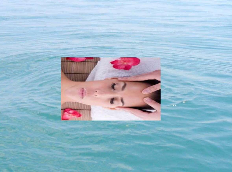 Monika Krack - Wellness der besonderen Art: Aqua-Wellen-Behandlung